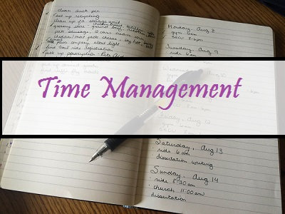 Time Management Tools for the Homestead