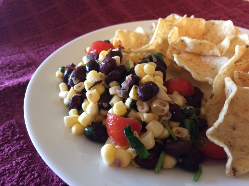 Farming Camaraderie and Summer Corn Salsa